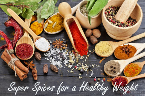 super spices for weight management