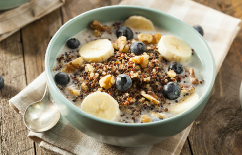 High Fuel Breakfasts for a healthy weight
